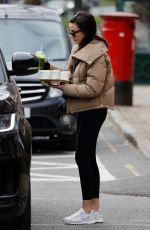 Michelle Keegan Out in Essex