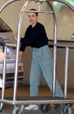 Natalie Portman Out with family members in Sydney, Australia