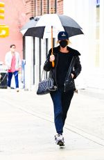 Nicky Hilton Pictured on a stroll in New York City