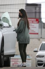 Olivia Munn Out in West Hollywood
