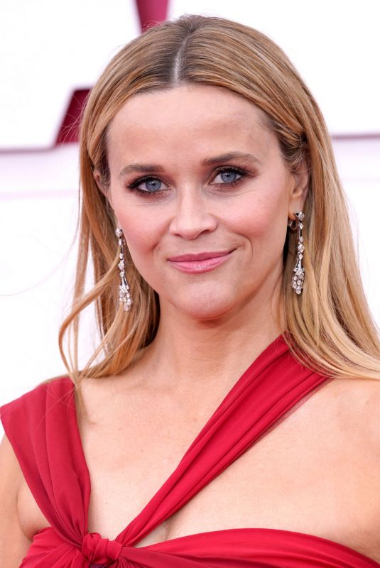 Reese Witherspoon At 93rd Annual Academy Awards in Los Angeles