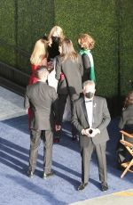 Reese Witherspoon & Laura Dern Hug each other at the 93rd Annual Academy Awards in Los Angeles