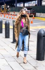 Sarah Jessica Parker Sighting in NYC