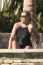 Sarah Michelle Gellar Enjoying a relaxing bday holiday with her girlfriends including Lauren Conrad in Cabo San Lucas
