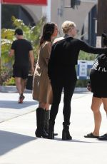 Scheana Shay is Spotted Running Errands Ahead of Her Due Date in Los Angeles
