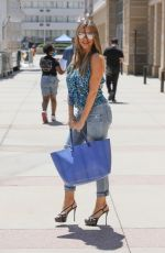Sofia Vergara Arrives at America
