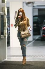 Sofia Vergara Heads to a business meeting in Beverly Hills