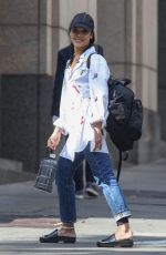 Tessa Thompson Out shopping in Sydney