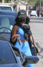 Vanessa Hudgens Heads out for a workout in Los Angeles