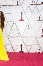 Zendaya At 93rd Annual Academy Awards in Los Angeles