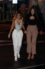 Alana Lister Is seen for the first time since MAFS ended celebrating her birthday with friends at Nobbys Beach, Newcastle