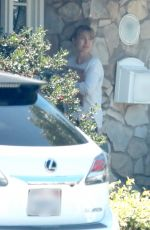 Allison Mack Seen for the first time in months since it