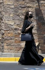 Angelina Jolie Out shopping in Los Angeles