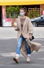 Ashley Greene Out and about in Studio City
