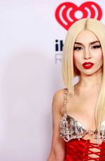 Ava Max At 2021 iHeartRadio Music Awards at The Dolby Theatre in Los Angeles