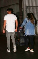 Brittany Cartwright Is full of smiles pushing baby Cruz on the stroller for the very first time in Los Angeles