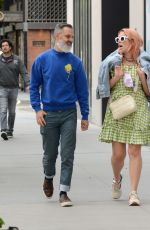 Busy Philipps Out in New York
