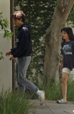 Camila Cabello Arrives home after a trip to CVS pharmacy in Los Angeles