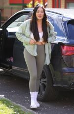 Charlotte Crosby Pictured for the first time since her breakdown last week in Newcastle