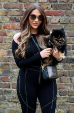 Chloe Brockett At The Only Way is Essex