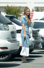Chrishell Stause Spotted Leaving Her Office in Los Angeles