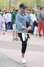 Chrissy Teigen Breaks cover for a family day at Disneyland amid her cyberbullying drama in Los Angeles