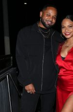 Christina Milian Joined