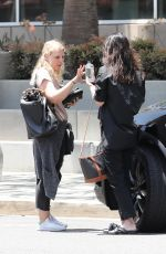 Courteney Cox Out and about in Santa Monica