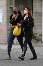 Eiza Gonzalez Out and about in Los Angeles