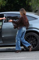 Eiza Gonzalez Out in in West Hollywood