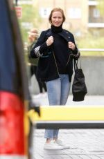 Emily Blunt Seen out in London