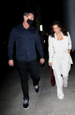 Eva Longoria Out at night in Beverly Hills