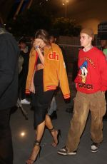 Hailey Baldwin/Bieber & Justin Bieber Spotted attending the Billboard Music Awards after-party in Inglewood