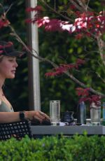 Heidi Montag Have a romantic sushi lunch in Pacific Palisades