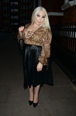 Jessica Alves Makes a stunning appearance as she is seen for the first time back in the UK