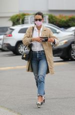 Jordana Brewster While heading to a business lunch meeting at Bossa Nova in West Hollywood