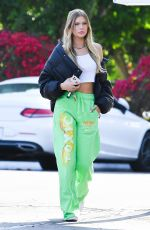 Josie Canseco Out in Los Angeles