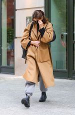 Kaia Gerber Leaving the Crosby hotel in NYC