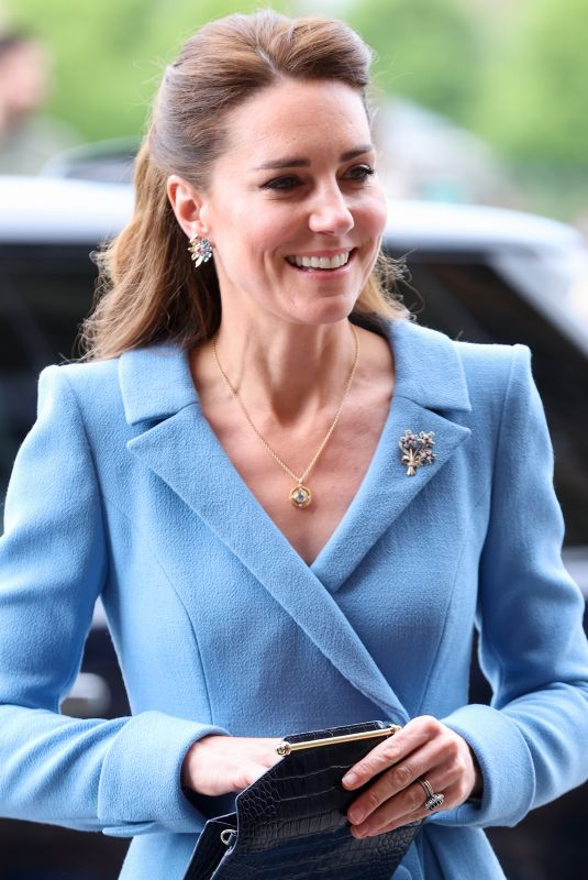 Kate Middleton Attends the closing ceremony of the General Assembly of the Church of Scotland in Edinburgh