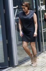 Katie Price Seen at Steph