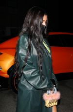 Kylie Jenner At The Nice Guy in LA
