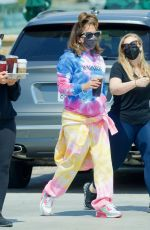 Lady Gaga Stepped out in Los Angeles