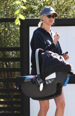 Lala Kent Spotted for the first time since giving birth to daughter in Los Angeles