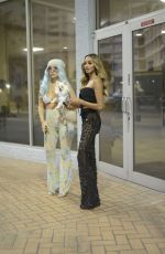 Lisa Opie & Ramina Ashfaque Looking stunning as they were out in Miami