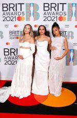 Little Mix At The BRIT Awards 2021, The O2 Arena