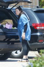 Liv Tyler Steps out for lunch in Malibu