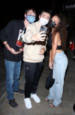 Madison Pettis Steps out for a night out in West Hollywood