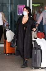 Martha Kalifatidis Along with sister Sophie and mum Mary arrive in Adelaide for the weekend