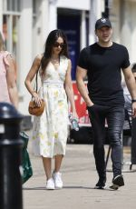 Michelle Keegan Seen at Fred in Essex