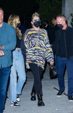 Miley Cyrus Exits the SNL after party in New York